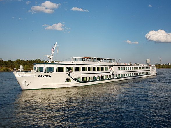 Croisière MS Danubia