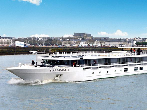 Croisière MS Elbe Princesse (ou similaire)