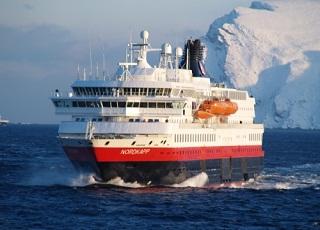 Croisière MS Nordkapp