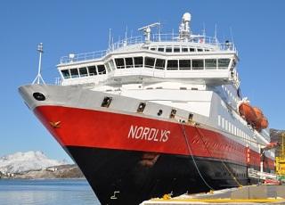 Croisière MS Nordlys