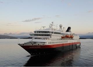Fêter Noël à bord du MS Nordnorge