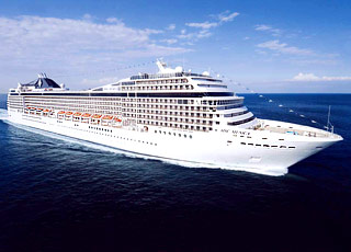 Croisi&egrave;re MSC Musica