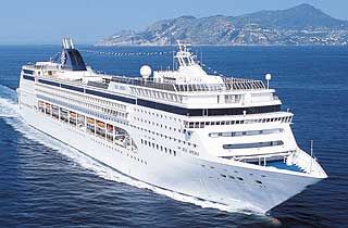 Croisi&egrave;re MSC Opera