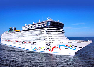 Croisi&egrave;re Norwegian Epic