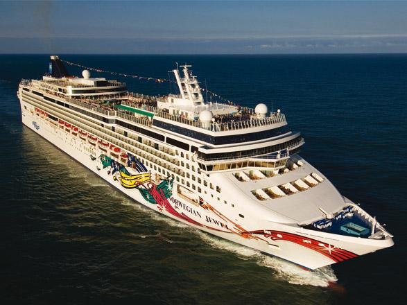 Bien-être à bord du Norwegian Jewel