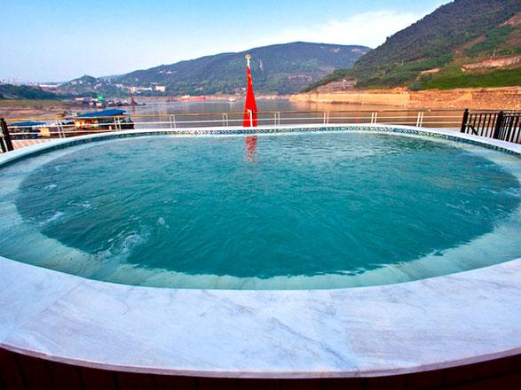 Croisière Yangtze Gold Cruise N°8