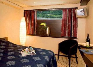 Foto cabina Amadeus Princess  - Cabina esterna