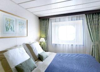 Foto cabina Azamara Quest  - Cabina esterna
