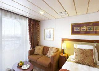 Foto cabina Azamara Quest  - Cabina suite