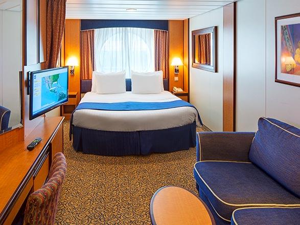 Foto cabina Brilliance of the Seas  - Cabina esterna