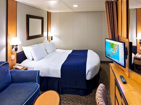 Foto cabina Brilliance of the Seas  - Cabina interna