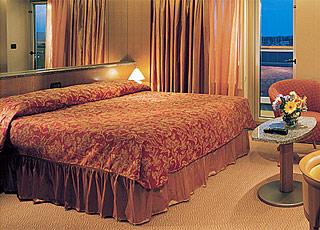 Foto cabina Carnival Liberty  - Cabina suite