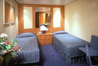 Foto cabina Celebrity Century  - Cabina interna
