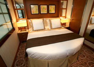 Foto cabina Celebrity Equinox  - Cabina suite