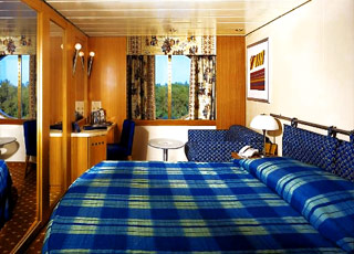 Foto cabina Celebrity Summit  - Cabina esterna