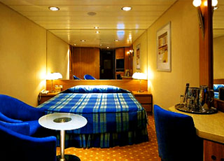 Foto cabina Celebrity Summit  - Cabina interna