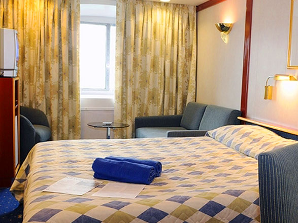Foto cabina Celestyal Cristal  - Cabina suite