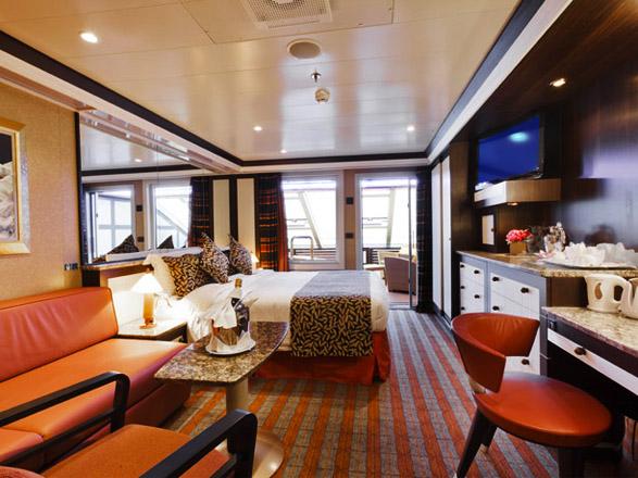 Foto cabina Costa Fascinosa  - Cabina suite