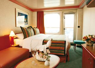Foto cabina Costa Favolosa  - Cabina con balcone