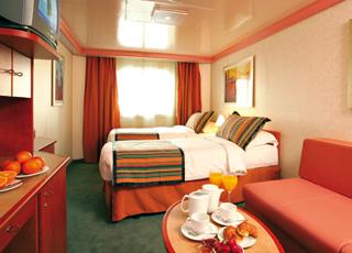 Foto cabina Costa Favolosa  - Cabina esterna