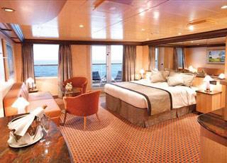 Foto cabina Costa Favolosa  - Cabina suite