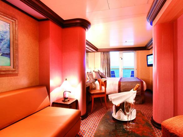 Foto cabina Costa Luminosa  - Cabina suite