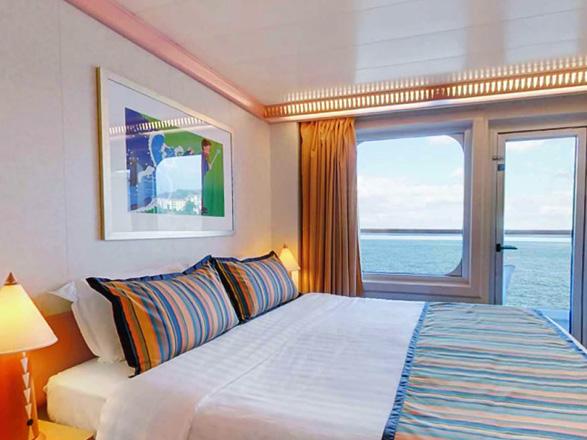 Foto cabina Costa Magica  - Cabina con balcone
