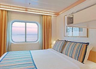 Foto cabina Costa Mediterranea  - Cabina esterna