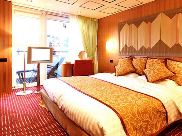 Foto cabina Costa neoClassica  - Cabina suite