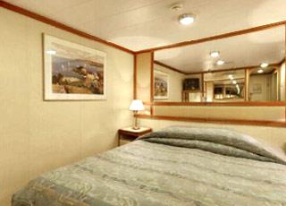 Foto cabina Crown Princess  - Cabina interna
