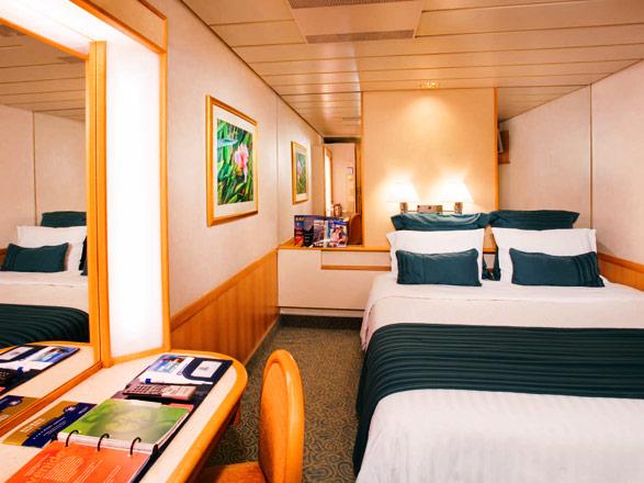 Foto cabina Empress of the Seas  - Cabina interna