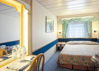 Foto cabina Empress  - Cabina esterna