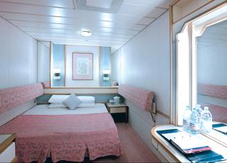 Foto cabina Empress  - Cabina interna
