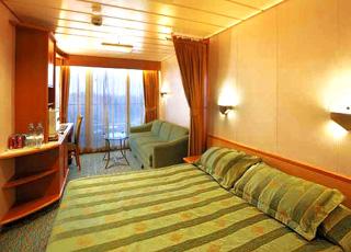 Foto cabina Enchantment of the Seas  - Cabina con balcone