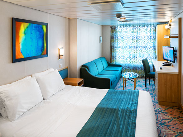 Foto cabina Enchantment of the Seas  - Cabina con balcone