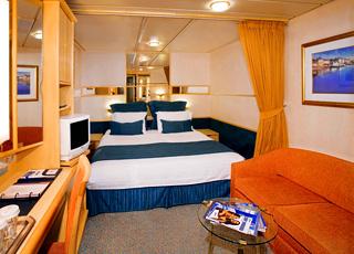 Foto cabina Enchantment of the Seas  - Cabina interna