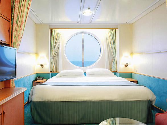 Foto cabina Explorer of the Seas  - Cabina esterna