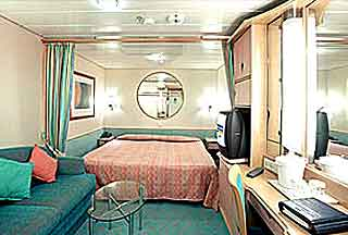 Foto cabina Explorer of the Seas  - Cabina interna
