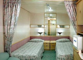 Foto cabina Grandeur of the Seas  - Cabina interna