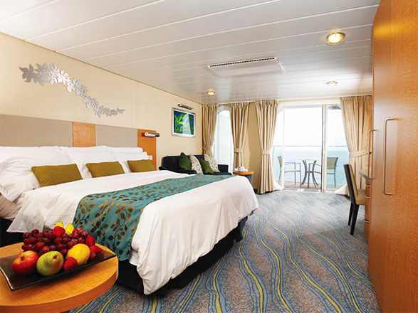 Foto cabina Harmony of the Seas  - Cabina suite