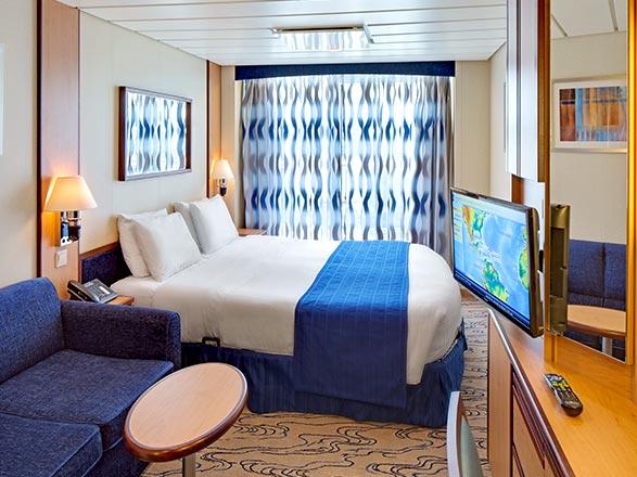 Foto cabina Jewel of the Seas  - Cabina con balcone