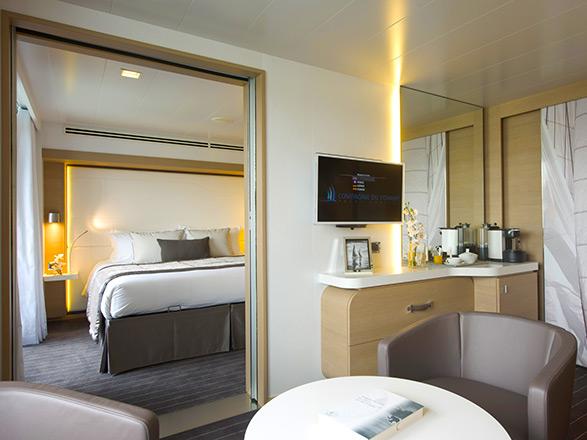 Foto cabina Le Soléal  - Cabina suite
