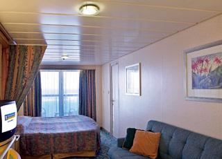 Foto cabina Mariner of the seas  - Cabina con balcone