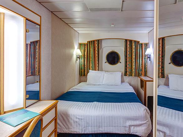 Foto cabina Monarch  - Cabina esterna