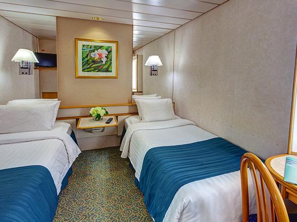 Foto cabina Monarch  - Cabina interna