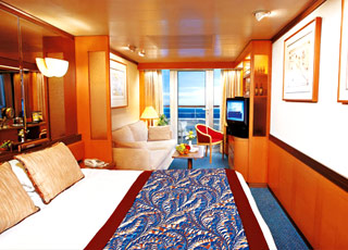 Foto cabina MS Volendam  - Cabina suite