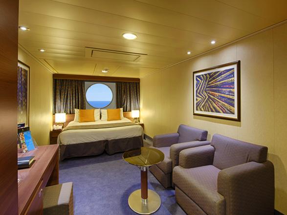 Foto cabina MSC Divina  - Cabina esterna