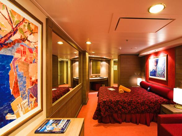 Foto cabina MSC Orchestra  - Cabina suite