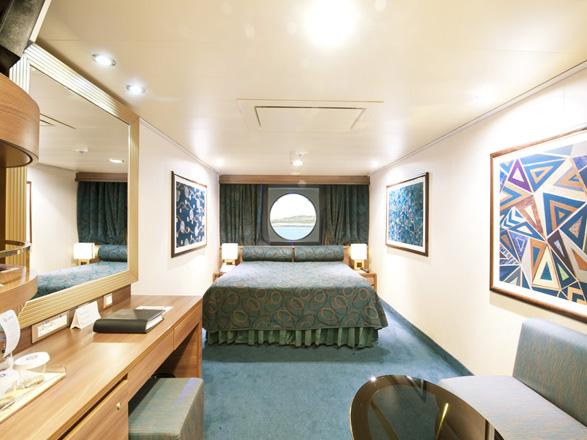 Foto cabina MSC Preziosa  - Cabina esterna