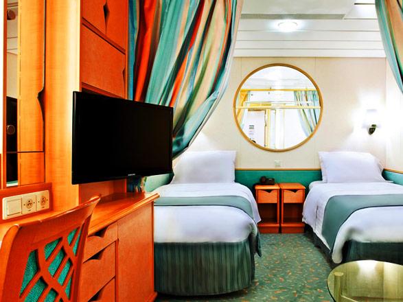 Foto cabina Navigator of the Seas  - Cabina interna